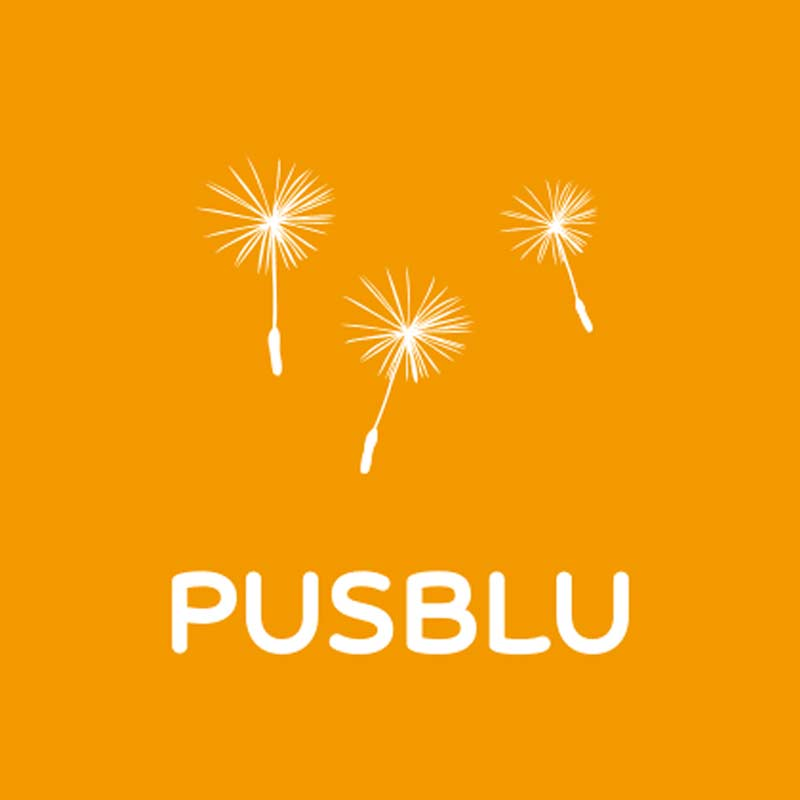 Logo des Labels Pusblu