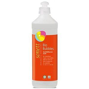 BioBubbles Seifenblasen in der Nachfüllflasche