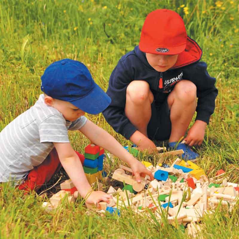 Holzbauklötzer von VARIS Toys